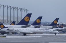 Lufthansa flights cancelled as staff strikes commence