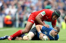 Opinion: Heaslip and Dusautoir the captaincy odd couple