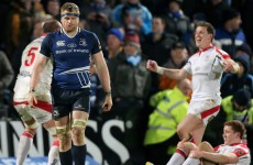 Pro12 report: Ulster 'back on track' but Schmidt fumes over penalty try denials