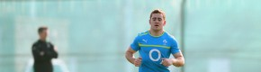 Paddy Jackson declared fit to start against France