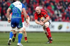 As it happened: Munster v Connacht, RaboDirect Pro12
