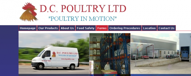 poultry in motion rathcoole