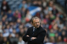 Italy boss Brunel wary of 'fighting' Irish ahead of  St Patrick's weekend tie