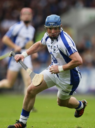 Waterford's Shane Walsh is back in action on Sunday.