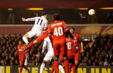 That man Gareth Bale scores again as Spurs lay into Inter