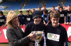 Derry school win cup final for team-mate, 16, battling leukaemia