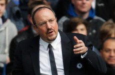 Rafa Benitez talks up Liverpool return