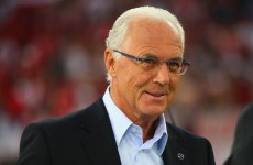 Beckenbauer: Barcelona will try 'every trick in the book'