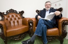 Battle of the Opposition parties: Gerry Adams takes on Fianna Fáil over 'hypocrisy'