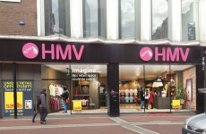 Former HMV Grafton Street store up for rent for €1 million