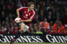 Gatland reveals Jonny Wilkinson turned down Lions Tour offer