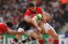 James Downey targeting another hit-filled Heineken Cup weekend