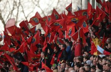 Harlequins launch investigation after Munster fans' invasion of The Stoop