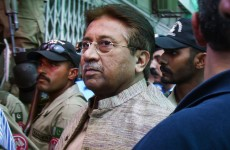 Pakistan court extends Musharraf custody