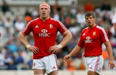 'No doubt about it, Paul O'Connell is going on the Lions Tour' – Shane Byrne