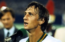 Happy birthday Johan Cruyff, here are your best goals