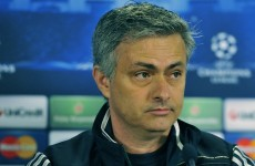 Mourinho faces Madrid mutiny
