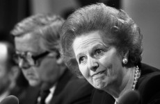 "Thatcher: ""You can't trust the Irish, they are all liars"""