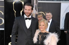 The Dredge:  Bradley Cooper lives with his mam