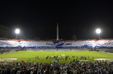 Call that a flag? Uruguayan club unveils world's biggest banner