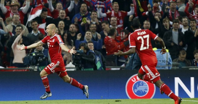 Redemption for Robben as he delivers last-gasp winner