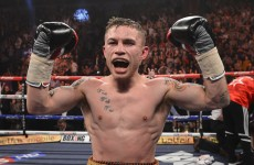 Carl Frampton set to fight on David Haye undercard next month