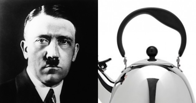 You can still buy a Hitler Kettle!