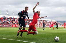 Sligo Rovers cane Candystripes at Showgrounds to go 3 points clear