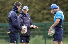 'Hopefully Joe will still pick me' – Jonathan Sexton on Ireland's new coach