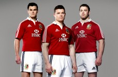 Lion O'Brien ready for back row battle Down Under