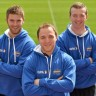 Gaelic players get behind men's suicide awareness campaign