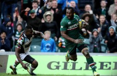 Dethroned: Champion 'Quins humbled by Tigers