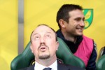 Ding dong Rafa's gone! Birthday present Benitez off to Napoli
