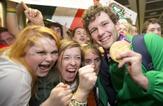 VIDEO: Road to Rio 2016 begins in the swimming pool for Irish hero