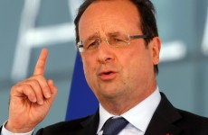 Francois Hollande confuses Japanese with Chinese on State visit to Japan