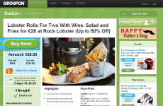 Deals website Groupon announces 20 new jobs for Dublin