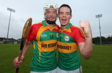 Last-minute goal sees Carlow stun Dubs in Leinster hurling U-21 clash