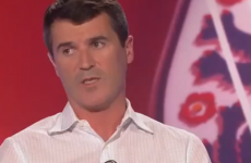 Keane unimpressed with the Ox's jersey-swapping, refers to 'Ben Johnson'