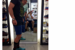 Irish rugby stars enjoy end-of-season party, Ian Madigan tries worst shoes ever