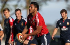 """Everything Brian says, I'll do it"" – Tuilagi places faith in captain O'Driscoll"