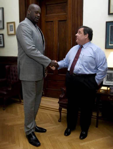 16 photos that will give you some perspective on how big NBA players really are