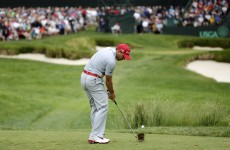 Sergio Garcia heckled with 'Fried Chicken' at US Open